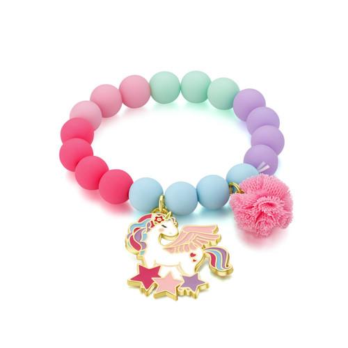 Unicorn Charming Whimsy Bracelet