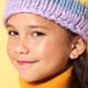 Candy Cane Delight Cutie Enamel Stud Earrings
