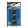 Dunlop Intro Squash Balls - 3 Pack