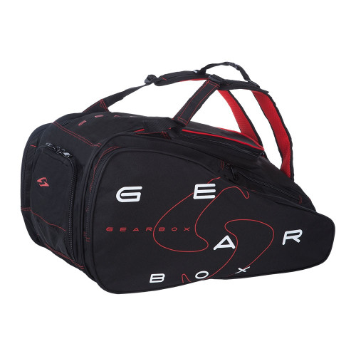 Gearbox Racquetball Alley Racquet Bag - Red
