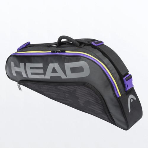 Head Tour Team Pro 3 Racquet Bag - Black