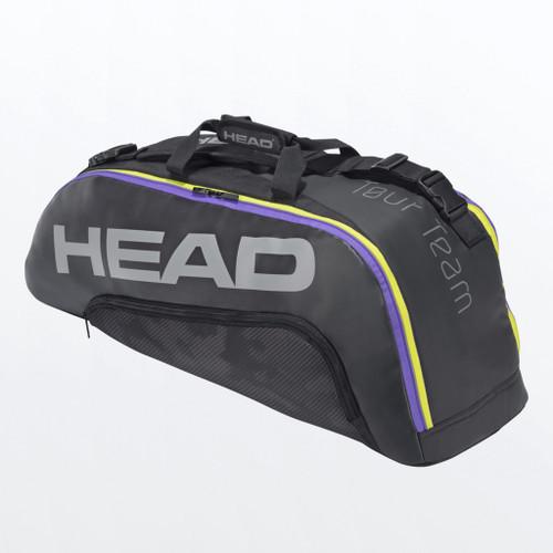 Head Tour Team Combi 6 Racquet Bag - Black