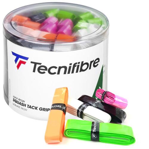 Tecnifibre Squash Tack Replacement Grip - Singles