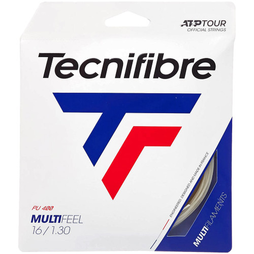 Tecnifibre Multifeel String 12.2 Meter Set - Natural