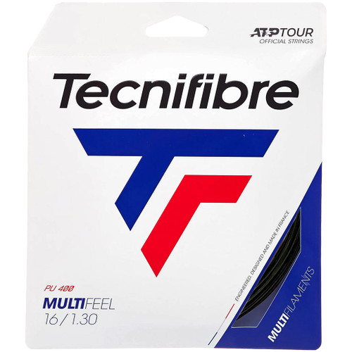 Tecnifibre Multifeel String 12.2 Meter Set - Black