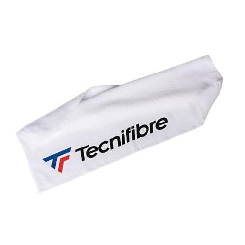 Tecnifibre Absorbent White Cotton Sports Towel
