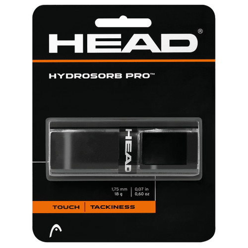 Head HydroSorb Pro Replacement Grip - Black