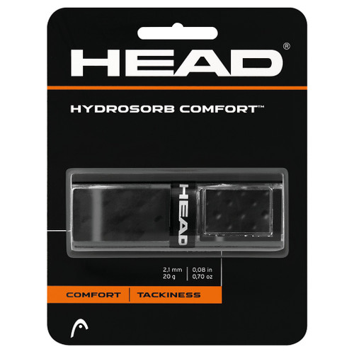 Head HydroSorb Comfort Replacement Grip - Black