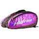 Harrow Squash Craze 9 Racquet Bag - Pink Leopard