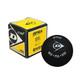 Dunlop Pro Squash Balls - 1/2 Dozen