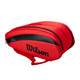 Wilson Federer DNA 12 Pack Infrared Racquet Bag