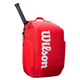 Wilson Super Tour Racquet Backpack Bag - Red