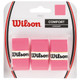 Wilson Pro Overgrips 3 Pack - Pink