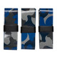 Wilson Camo Pro Overgrips 3 Pack - Blue Camouflage