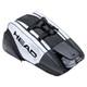 Head Djokovic Monstercombi 12 Racquet Bag - White & Black