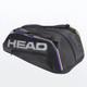 Head Tour Team Monstercombi 12 Racquet Bag - Black