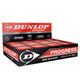 Dunlop Progress Squash Balls - 1 Dozen