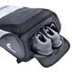 Head Djokovic Racquet Backpack Bag - White & Black
