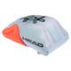 Head Radical Monstercombi 12 Racquet Bag - Grey & Orange