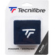 Tecnifibre Absorbent Sweatband Wristbands Twin Pack - Navy