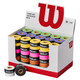 Wilson Ultra Wrap Overgrips 60 Box - Assorted Colours