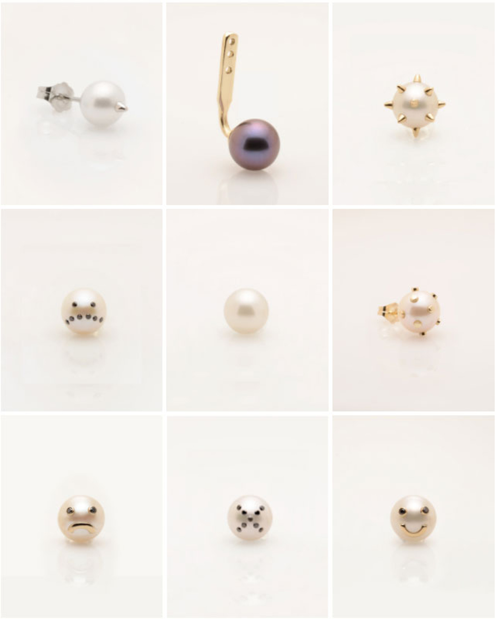 Single-Pearl-Earrings-to-Mix-and-Match-by-Jewelry-Designer-Nektar-De-Stagni