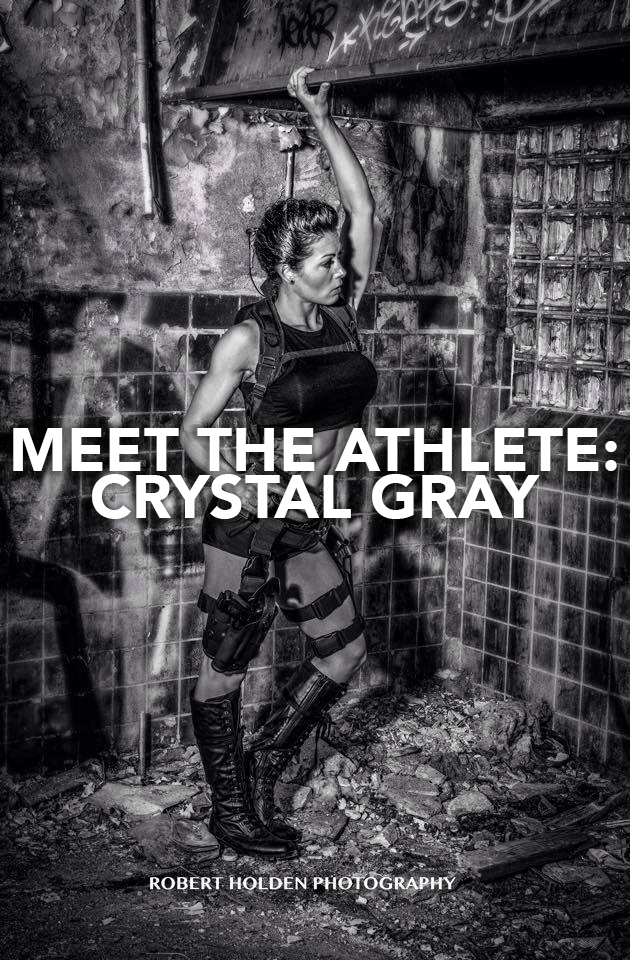 Meet the Athlete: Crystal Gray