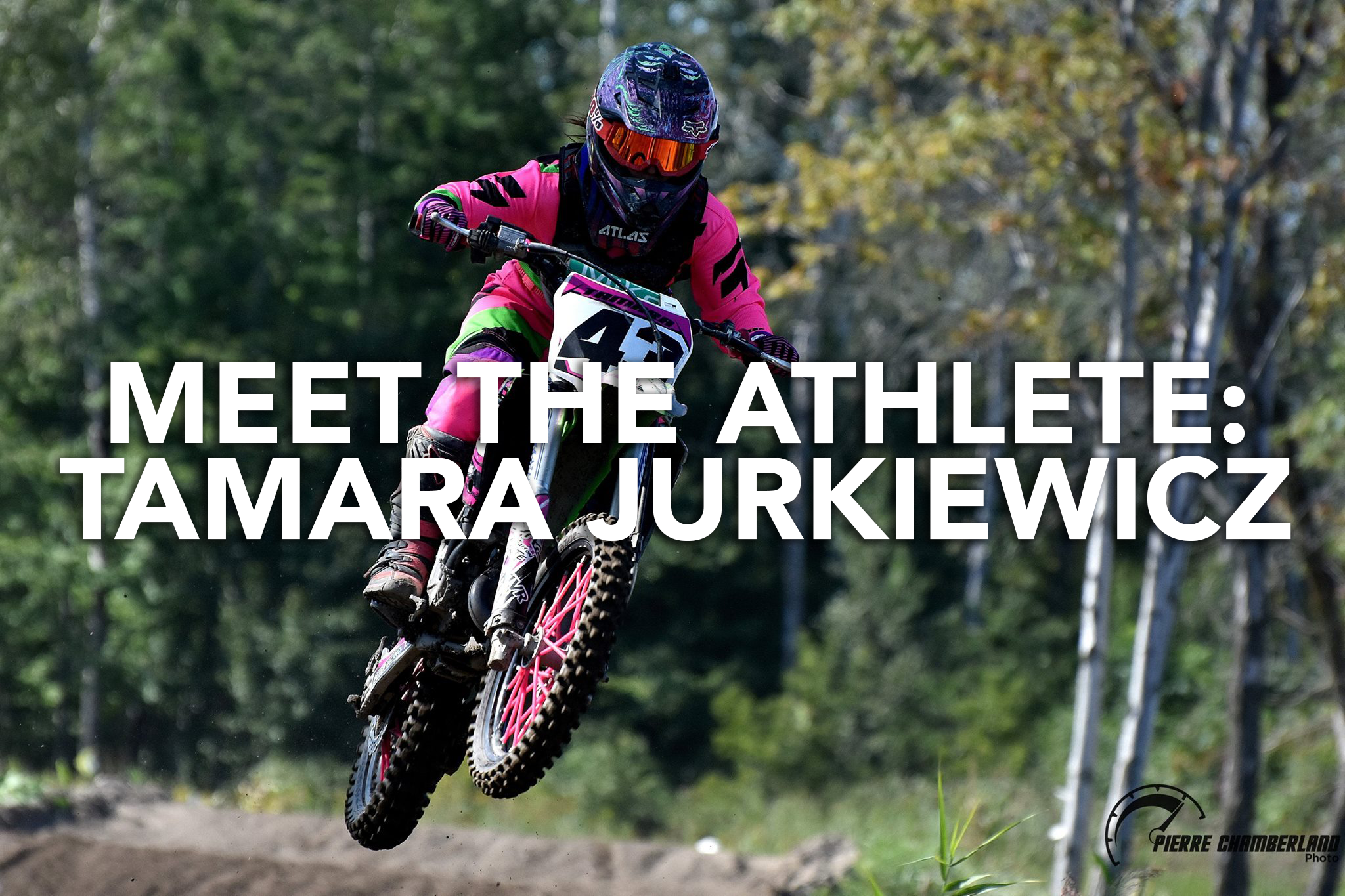 Meet the Athlete: Tamara Jurkiewicz