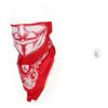 Vendetta bandana in red