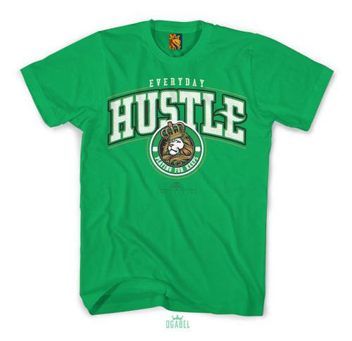 Boston Hustle Mens Tee