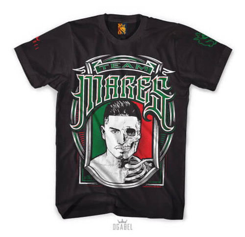Abner Mares official fight tee. FREE USA SHIPPING!