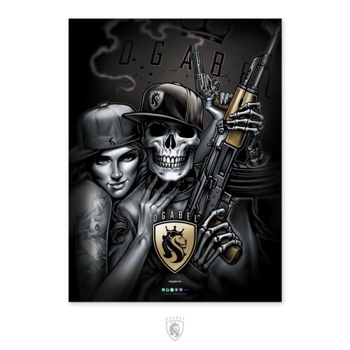 AK-47 18X24 Poster