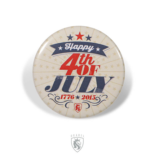 OG Button - Country 4th