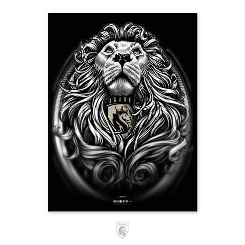 Cecil 18X24 Poster