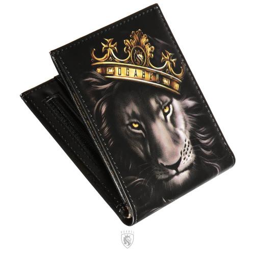 Fierce Thin Bi Fold Wallet