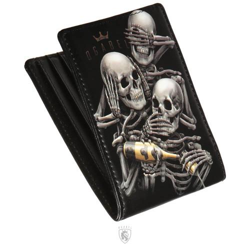 See No Thin Bi Fold Wallet