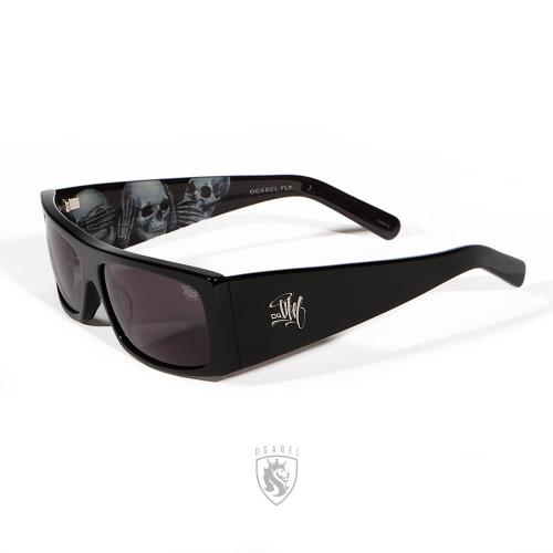 OGABEL X Blackfly See No Collab. Glasses (Matte)