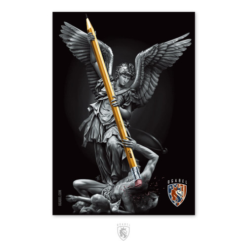 ArchAngel Sticker