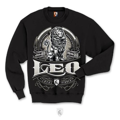 Leo Horoscope design