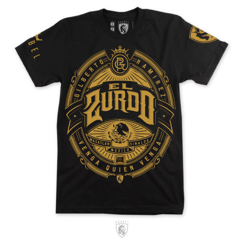 El Zurdo Slim Fit Mens Tee