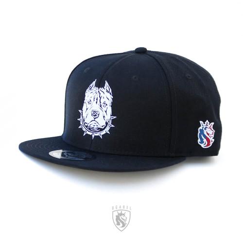 OGABEL PIT Snapback HAT (Blk)