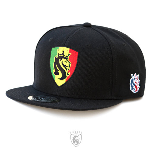 RASTA Shield Snapback
