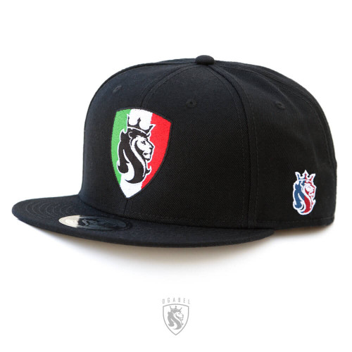 Mexico Shield Snap (Black)