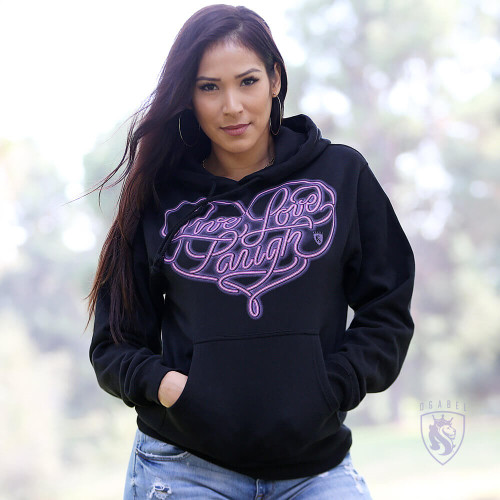Live Love Laugh Pullover Hoodie
