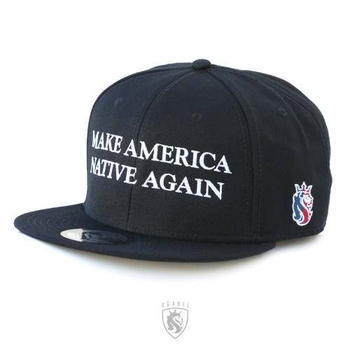 Make America Native Snapback