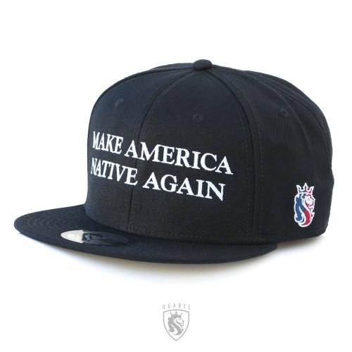 Make America Native Snapback
