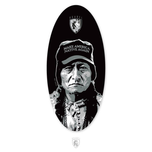 Make America Native Sticker
