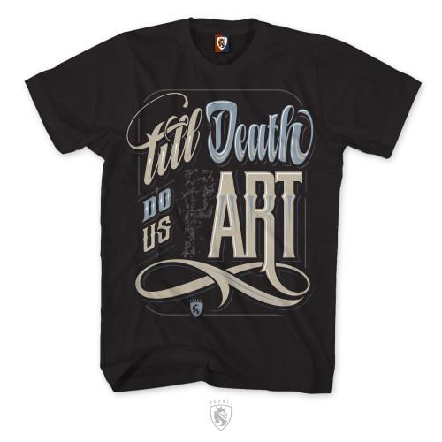 Do Us Art Lettering