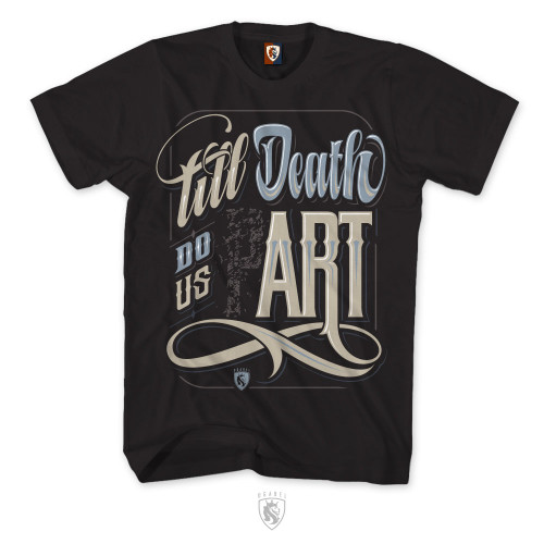 Do Us Art Lettering