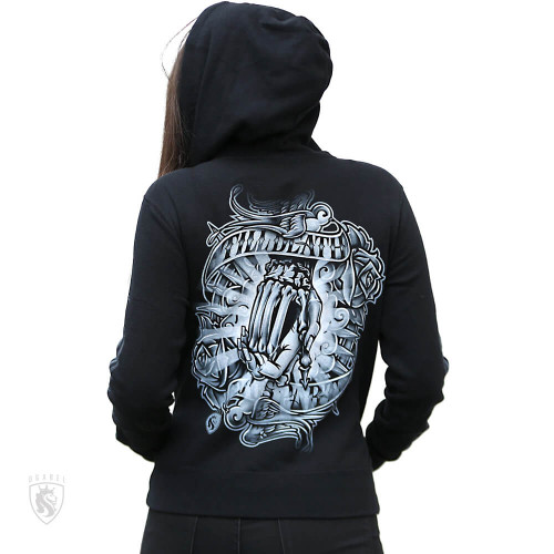 Do Us PART Hands Jrs Hoodie